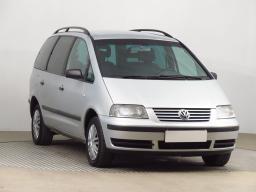 Volkswagen Sharan 2003 Rodinné vozy stříbrná 8