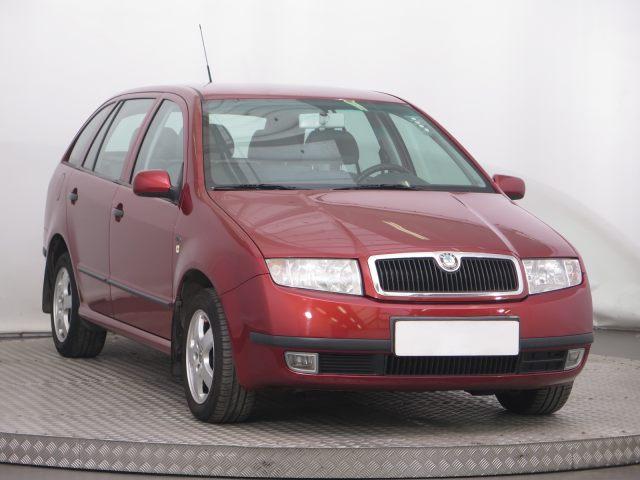 Škoda Fabia Combi (2001, 1.4 16V)