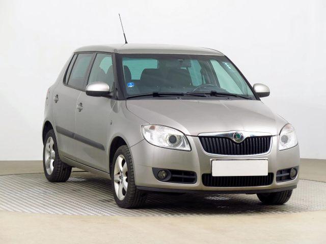Škoda Fabia  (2008, 1.2)