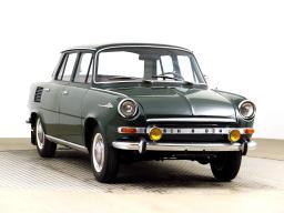 Škoda 1100 MB 1968 Sedan zelená 4