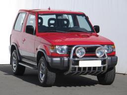 Mitsubishi Pajero 1997 Off road červená 2