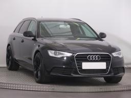 Audi A6 2011 Combi černá 2