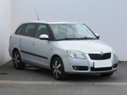 Škoda Fabia 2010 Combi šedá 3