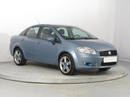 Fiat Linea 2011 Sedan modrá 3